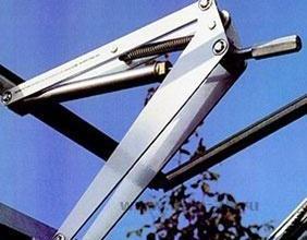 Автоматический проветриватель Bayliss Autovent MK7 c тремя пружинами
